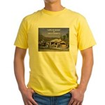 Uncle Johnny's Yellow T-Shirt