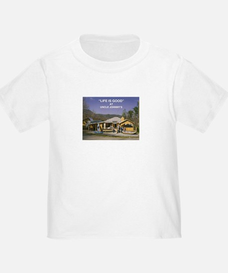Uncle Johnny's T