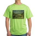 Uncle Johnny's Green T-Shirt