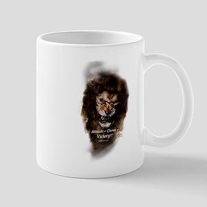 Chemo The Lion - Attitude + Chemo = Victory! Mugs
