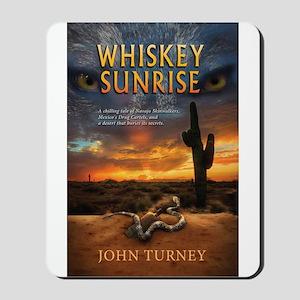 Whiskey Sunrise Mousepad