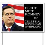 Mitt's Celestial Yard Sign