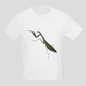preying mantis Kids Light T-Shirt