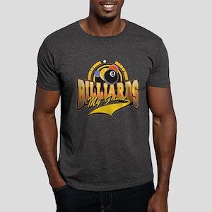 Billiards My Game Dark T-Shirt