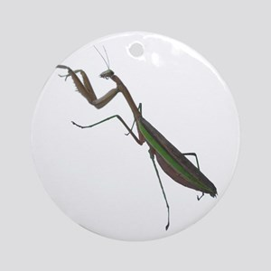 preying mantis Ornament (Round)