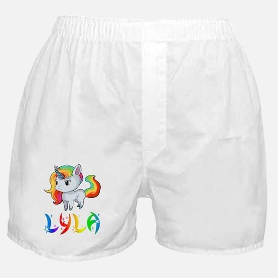 Unique Lyla Boxer Shorts