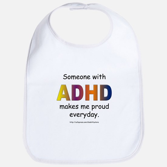 ADHD Pride Bib