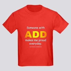 ADD Pride Kids Dark T-Shirt
