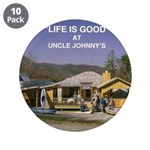 """Uncle Johnny's 3.5"""" Button (10 pack)"""