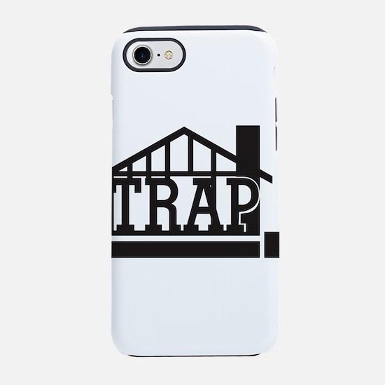 The trap house iPhone 8/7 Tough Case