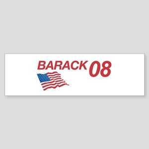 Barack in 08 Bumper Sticker