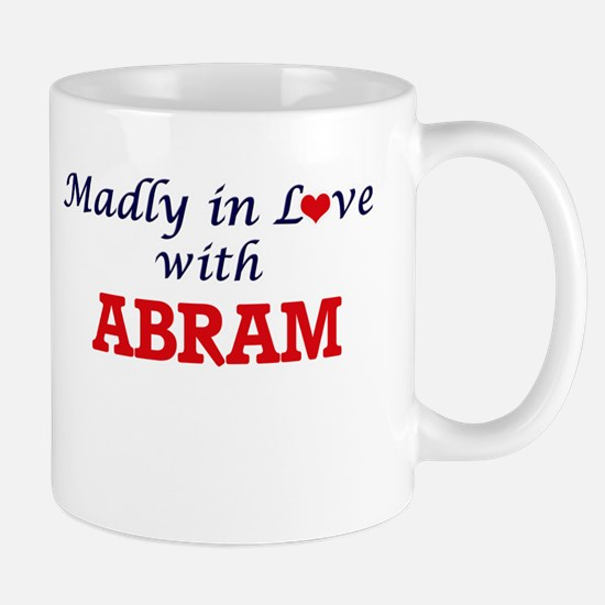 Madly in love with Abram Mugs