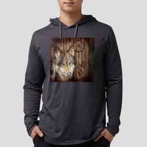 rustic western country native Long Sleeve T-Shirt