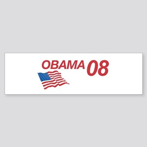 Obama in 08 Bumper Sticker