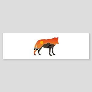 WILDERNESS Bumper Sticker