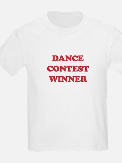 Dance Contest Winner T-Shirt