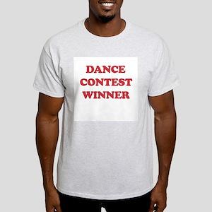 Dance Contest Winner Light T-Shirt