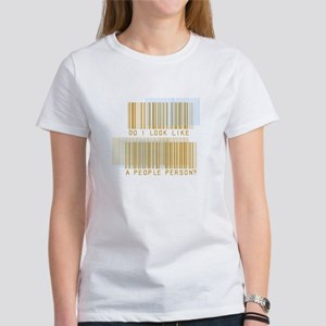 People Person Women's T-Shirt
