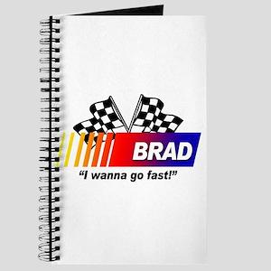 Racing - Brad Journal