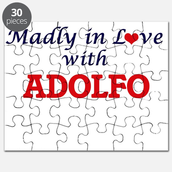 Madly in love with Adolfo Puzzle