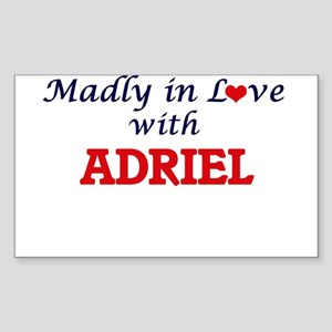 Madly in love with Adriel Sticker