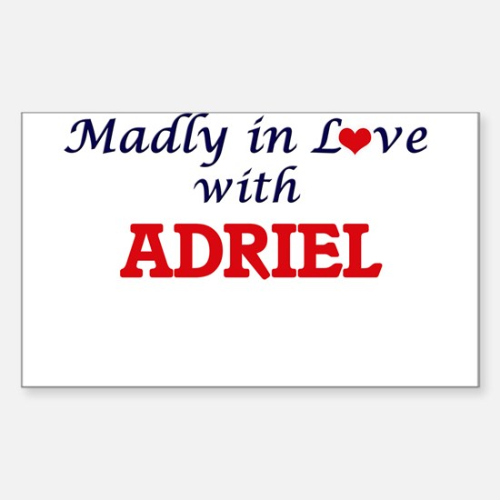 Madly in love with Adriel Decal