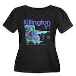 Killington Resort Women's Plus Size Scoop Neck Dar