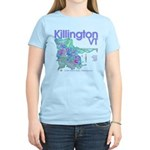 Killington Resort Women's Light T-Shirt