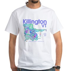 Killington Resort White T-Shirt