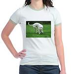 LOS POLLEO DOGOS Jr. Ringer T-Shirt