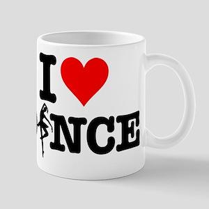 I Heart Dance Mug