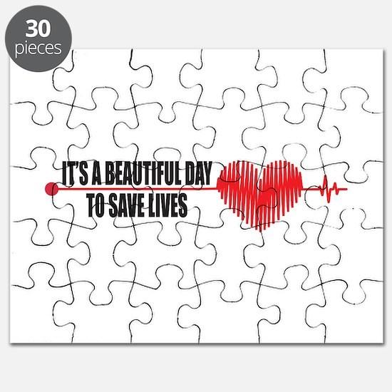 Grey's Anatomy Beautiful Day Puzzle