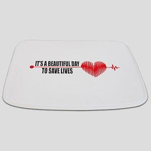 Grey's Anatomy Beautiful Day Bathmat
