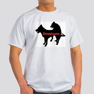 Humping Dogs T-Shirt (white) T-Shirt