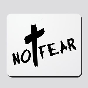 No Fear Mousepad