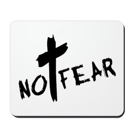 No Fear Mousepad by gazebogifts