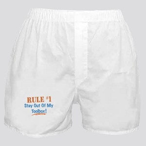 Toolbox Rules Boxer Shorts