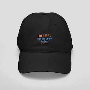 Toolbox Rules Black Cap