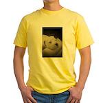 LOS POLLEO DOGOS Yellow T-Shirt