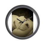 LOS POLLEO DOGOS Wall Clock