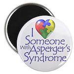 Someone w/Asperger's Magnet
