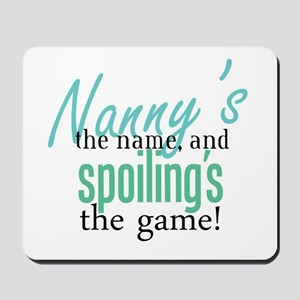 Nanny's the Name, and Spoiling's the Game! Mousepa