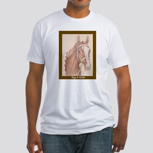 Rags To Riches Fitted T-Shirt