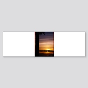 Sunset on Coronado Bumper Sticker