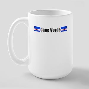 Cape Verde Large Mug