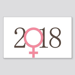 Me Too 2018 Sticker