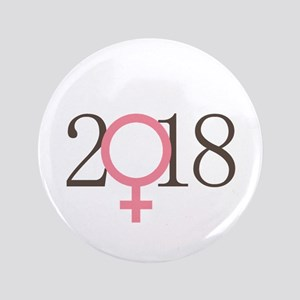 "Me Too 2018 3.5"" Button"