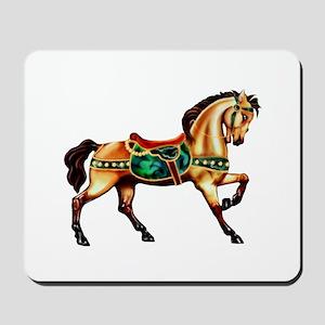 Malachite Carousel Mousepad