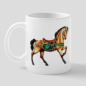 Malachite Carousel Mug