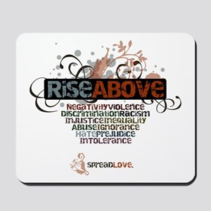 Rise Above Mousepad
